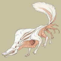 The Blind Albino Water Rat by Mutated-Sushi