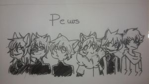band pews Version by Dream-Yaoi