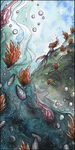 Under the Sea by Songes-et-crayons
