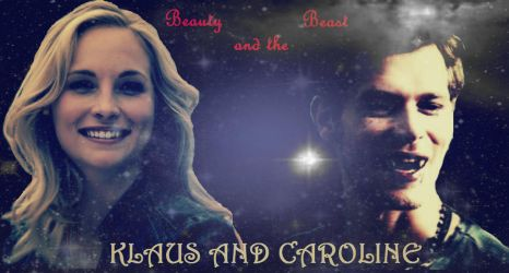 Klaroline - Beauty and the Beast by TvdFan15