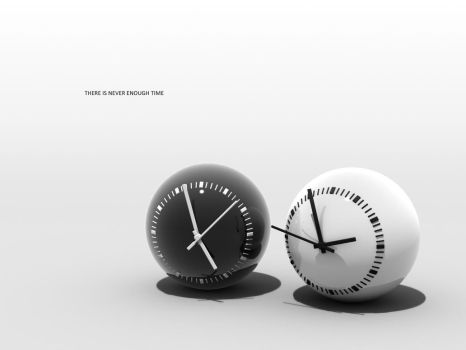 Never enough time by HolgerL