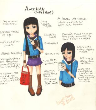 Amihan ref sheet by draw-girl