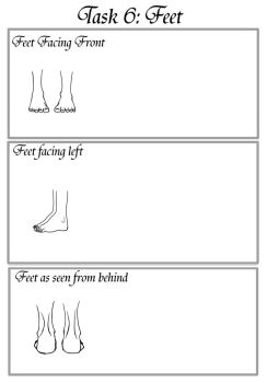 GM Task 6: Feet Revision 1 by sconesandpancakes