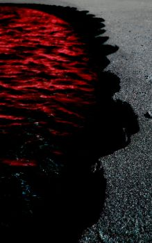 A Red Tide by Whimsical-Elegance