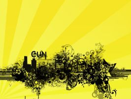 Abstract Vector Background 2 by Gunnage