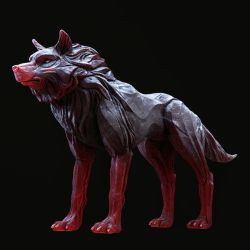 wolf. by doubleagent2005