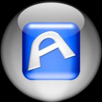 Silver Aqua Avant Browser Icon by rontz