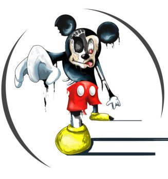 Undead Mickey by Seothen