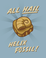 The Almighty Helix! by redtemplepilots