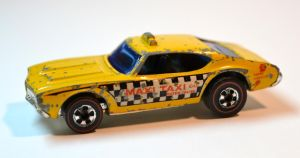 Maxi Taxi 1976 Flying Colors RL by happymouse666
