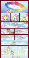 A Rainboom of my Own by PashaPup