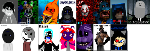Evil Deviants Collab by ChicSwag