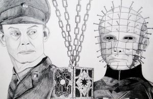 Hellraiser by Terra-of-the-Forest