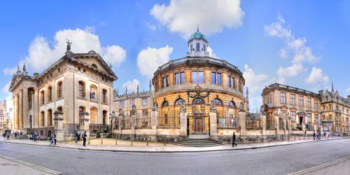 The Sheldonian Theatre by s-kmp