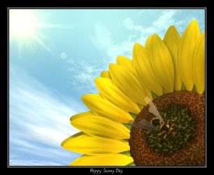 Happy Sunny Day by innovation4d