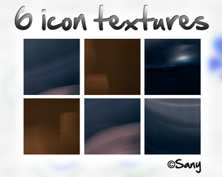Icon Texture Pack 1 by xXDeathForYouXx