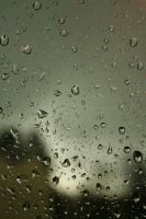 window drops. by smokedval-stock