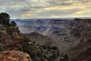 Grand Canyon III by RoSaVision
