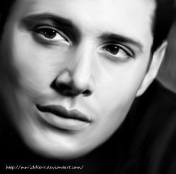 Jensen Ross Ackles by MrRiddlerr