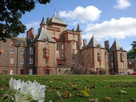 Thirlestane Castle by omick