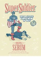 Got a little Cap in You? Super Soldier Serum by mike-loscalzo