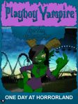 Getting Goosebumps - One Day At Horrorland by PlayboyVampire