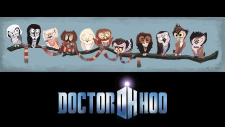 Doctor Hoo Desktop Wallpaper by GreenArcherAlchemist