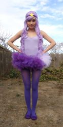 Princess of Lumpy Space! by PinkMateria