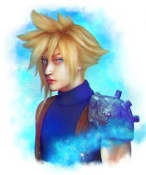 Cloud Strife by Lovelorn-Insanity