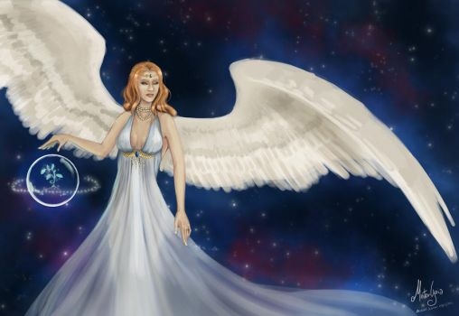 Angel of Life by MaterGaia
