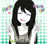 Happy Birthday Orochimaru-sama by artemis-girl