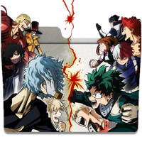 Boku no Hero Academia 3rd Season v2 by EDSln