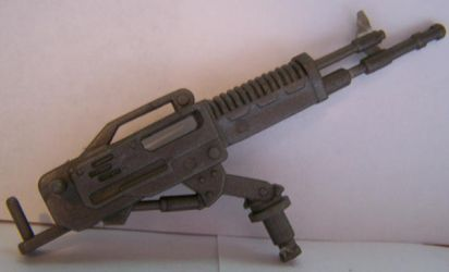 Army Stuff - Gun by Gracies-Stock
