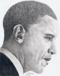 Barack Obama by meh31488