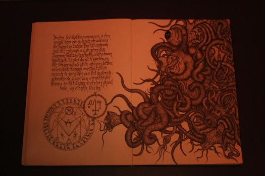 Azathoth by meroth