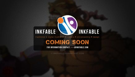 Coming Soon - Website Under Construction by InkFable