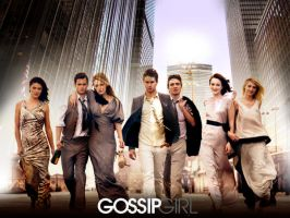 Gossip Girl Wallpaper 4 by popgirlnina23