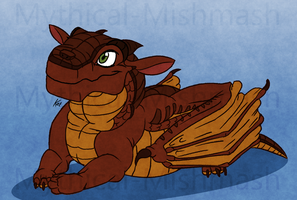 Smaugust - Day 2 by Mythical-Mishmash