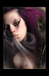 Magic in Whispers by LauraAshford-FineArt