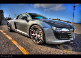 R8 HDR by KrisSimon