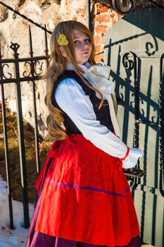 Hetalia - Traditional Hungary by pikachu-25
