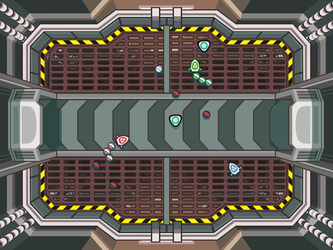 BattleBlast Elevator Level by PhilllChabbb