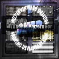 8 Tileable pattern for GIMP by FrostBo