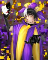 Dimentio by GKZGraphics