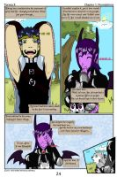 Torven X - Page 24 by Kuzcopia