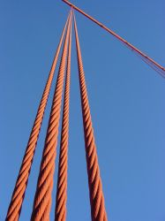 Golden Gate Cables by sean335
