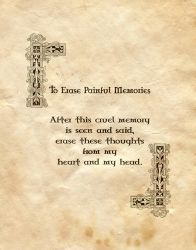 To Erase Painful Memories by Charmed-BOS