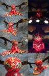 Shaman King: Spirit of Fire Sculpture by ArianeTatsu