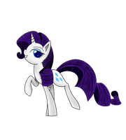 Rarity by MLP-Firefox5013