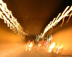Tunnel of Light by Globe-Trotter